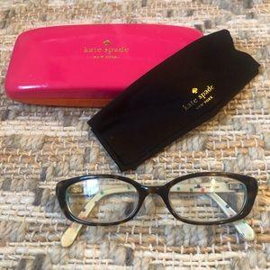 Kate Spade Tortoiseshell/Teal Eyeglasses ♠️